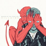 Queens Of The Stone Age クイーンズオブザストーンエイジ / Villains 【CD】