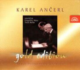 Janacek ヤナーチェク / Taras Bulba, Glagolitic Mass: Ancerl / Czech.po 輸入盤 【CD】