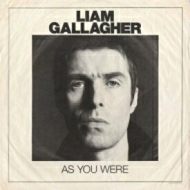 Liam Gallagher / As You Were 【CD】