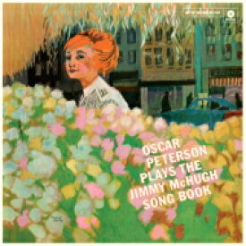 Oscar Peterson オスカーピーターソン / Plays The Jimmy Mchugh Song Book (180グラム重量盤レコード / waxtime) 【LP】
