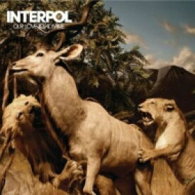 【送料無料】 Interpol インターポール / Our Love To Admire (10th Anniversary Edition) (CD+DVD) 輸入盤 【CD】