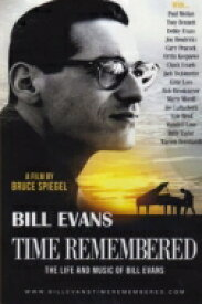 Bill Evans (Piano) ビルエバンス / Time Remembered: Life And Music Of Bill Evans 【DVD】