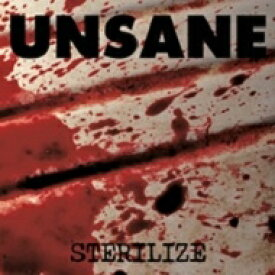 Unsane / Sterilize 【CD】
