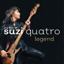 Suzi Quatro スージークアトロ / Legend: The Best Of 輸入盤 【CD】