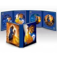 【送料無料】 美女と野獣 MovieNEX コレクション [ブルーレイ+DVD](期間限定) 【BLU-RAY DISC】