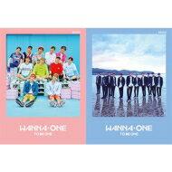 Wanna One / 1st Mini Album: 1x1=1(TO BE ONE) (ランダムカバー・バージョン) 【CD】