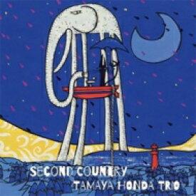 【送料無料】 本田珠也 / Second Country 【CD】