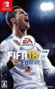 【送料無料】 Game Soft (Nintendo Switch) / 【Nintendo Switch】FIFA 18 【GAME】