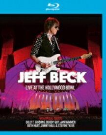【送料無料】 Jeff Beck ジェフベック / ライヴ・アット・ハリウッド・ボウル 2016 (Blu-ray) 【BLU-RAY DISC】
