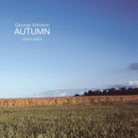 【送料無料】 George Winston ジョージウィンストン / Autumn 輸入盤 【CD】