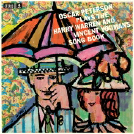 Oscar Peterson オスカーピーターソン / Plays The Harry Warren & Vincent Youmans Song Book (180グラム重量盤レコード / waxtime) 【LP】