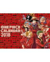 【送料無料】 ONE PIECE コミックカレンダー2018 壁掛け / 尾田栄一郎 オダエイイチロウ 【本】