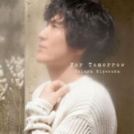 【送料無料】 清塚信也 / For Tomorrow 【CD】