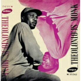Thelonious Monk セロニアスモンク / Piano Solo 生誕100周年記念盤 (アナログレコード) 【LP】