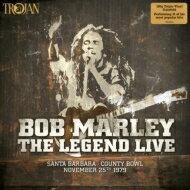 【送料無料】 Bob Marley&The Wailers ボブマーリィ&ザウェイラーズ / サンタバーバラの伝説的ライブ Legend Live In Santa Barbara (3枚組アナログレコード) 【LP】