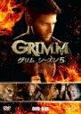 【送料無料】 GRIMM / グリム シーズン5 DVD-BOX 【DVD】