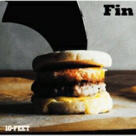 【送料無料】 10-FEET / Fin 【初回生産限定盤】 【CD】