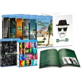 【送料無料】 ブレイキング・バッド ブルーレイ BOX 全巻セット復刻版 【BLU-RAY DISC】