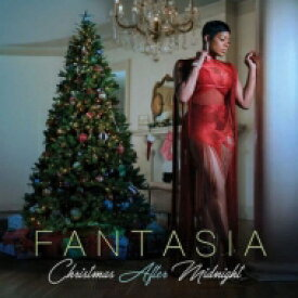 【送料無料】 Fantasia ファンテイジア / Christmas After Midnight 輸入盤 【CD】