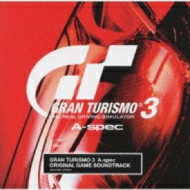 【送料無料】 グランツーリスモ3 A-spec オリジナル・ゲームサウンドトラック 【CD】