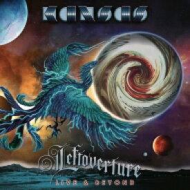 【送料無料】 Kansas カンサス / Leftoverture Live & Beyond (4枚組アナログレコード+2枚組CD) 【LP】