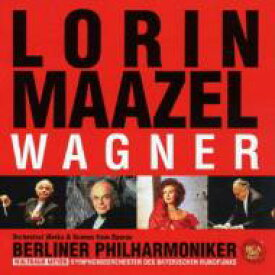 【送料無料】 Wagner ワーグナー / Orch.works, Etc: Maazel / Bavarian.rso 【CD】
