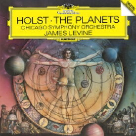 Holst ホルスト / 組曲『惑星』 ジェイムズ・レヴァイン&シカゴ交響楽団 【SHM-CD】