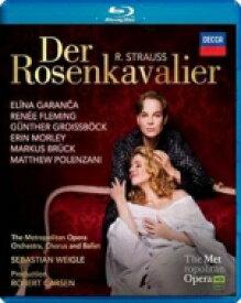 Strauss, R. シュトラウス / 『ばらの騎士』全曲 カーセン演出、ヴァイグレ&メトロポリタン歌劇場、ルネ・フレミング、エリーナ・ガランチャ、他(2017 ステレオ) 【BLU-RAY DISC】