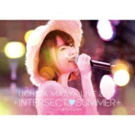 【送料無料】 内田真礼 / UCHIDA MAAYA LIVE 2017「+INTERSECT・SUMMER+」 【DVD】
