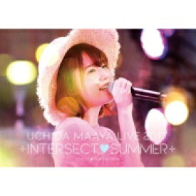 【送料無料】 内田真礼 / UCHIDA MAAYA LIVE 2017「+INTERSECT・SUMMER+」 【BLU-RAY DISC】