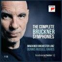 【送料無料】 Bruckner ブルックナー / 交響曲全集 デニス・ラッセル・デイヴィス&リンツ・ブルックナー管弦楽団(1…