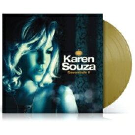 Karen Souza / Essentials II (ゴールドヴァイナル仕様 / アナログレコード) 【LP】