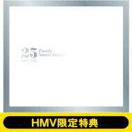 【送料無料】 安室奈美恵 / 《HMV限定特典ポスター付き》 Finally 【3CD+DVD】(初回仕様) 【CD】