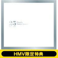 【送料無料】 安室奈美恵 / 《HMV限定特典ポスター付き》 Finally 【3CD+Blu-ray】(初回仕様) 【CD】
