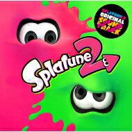 【送料無料】 『Splatoon2 ORIGINAL SOUNDTRACK -Splatune2-』【2CD 初回仕様限定盤】 【CD】