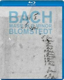 Bach, Johann Sebastian バッハ / ミサ曲ロ短調 ヘルベルト・ブロムシュテット&ゲヴァントハウス管弦楽団(2017)(日本語解説付) 【BLU-RAY DISC】
