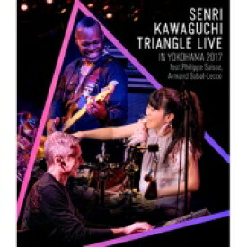 【送料無料】 川口千里 / Senri Kawaguchi Triangle Live In Yokohama 2017 【BLU-RAY DISC】