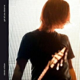 【送料無料】 Steven Wilson / Get All You Deserve 輸入盤 【CD】