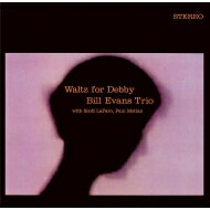 Bill Evans (Piano) ビルエバンス / Waltz For Debby (見開き紙ジャケット仕様) 輸入盤 【CD】
