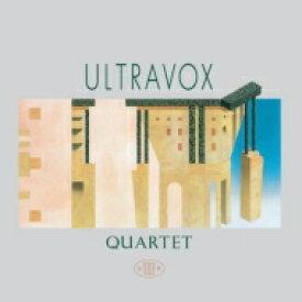 Ultravox ウルトラボックス / Quartet 輸入盤 【CD】