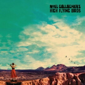 Noel Gallagher's High Flying Birds / Who Built The Moon? 【CD】