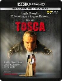 Puccini プッチーニ / 『トスカ』全曲 ブノワ・ジャコ監督、パッパーノ&コヴェント・ガーデン王立歌劇場、ゲオルギュー、アラーニャ、他(2001 ステレオ)(+4K ULTRA HD) 【BLU-RAY DISC】