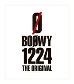 【送料無料】 BOΦWY (BOOWY) ボウイ / 1224 -THE ORIGINAL- (Blu-ray 5.1ch) 【BLU-RAY DISC】