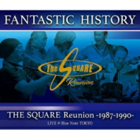 【送料無料】 Square Reunion / Fantastic History / The Square Reunion: 1987-1990 Live @Blue Note Tokyo 【ブルーレイ】 【BLU-RAY DISC】