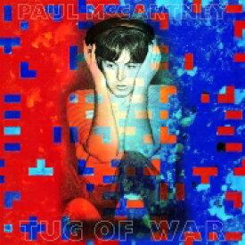 Paul Mccartney ポールマッカートニー / Tug Of War (通常輸入盤 / ブラック・ヴァイナル仕様 / 180グラム重量盤レコード) 【LP】