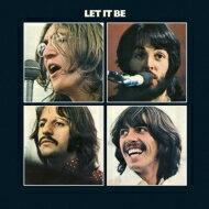 【送料無料】 Beatles ビートルズ / Let It Be 【紙ジャケット仕様 / SHM-CD】 【SHM-CD】