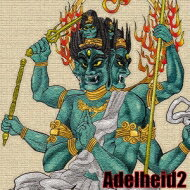 Adelheid / Adelheid2 【CD】