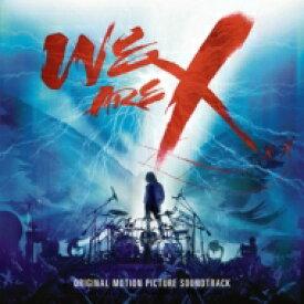 X JAPAN / 「WE ARE X」 オリジナル・サウンドトラック (輸入盤 / 2枚組アナログレコード) 【LP】