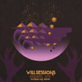 Will Sessions / Kindred Live (アナログレコード) 【LP】