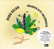 【送料無料】 Pura Selva: Grandes Hits Amazonicos 輸入盤 【CD】